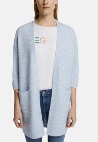 Esprit - Cardigan - pastel blue - 3