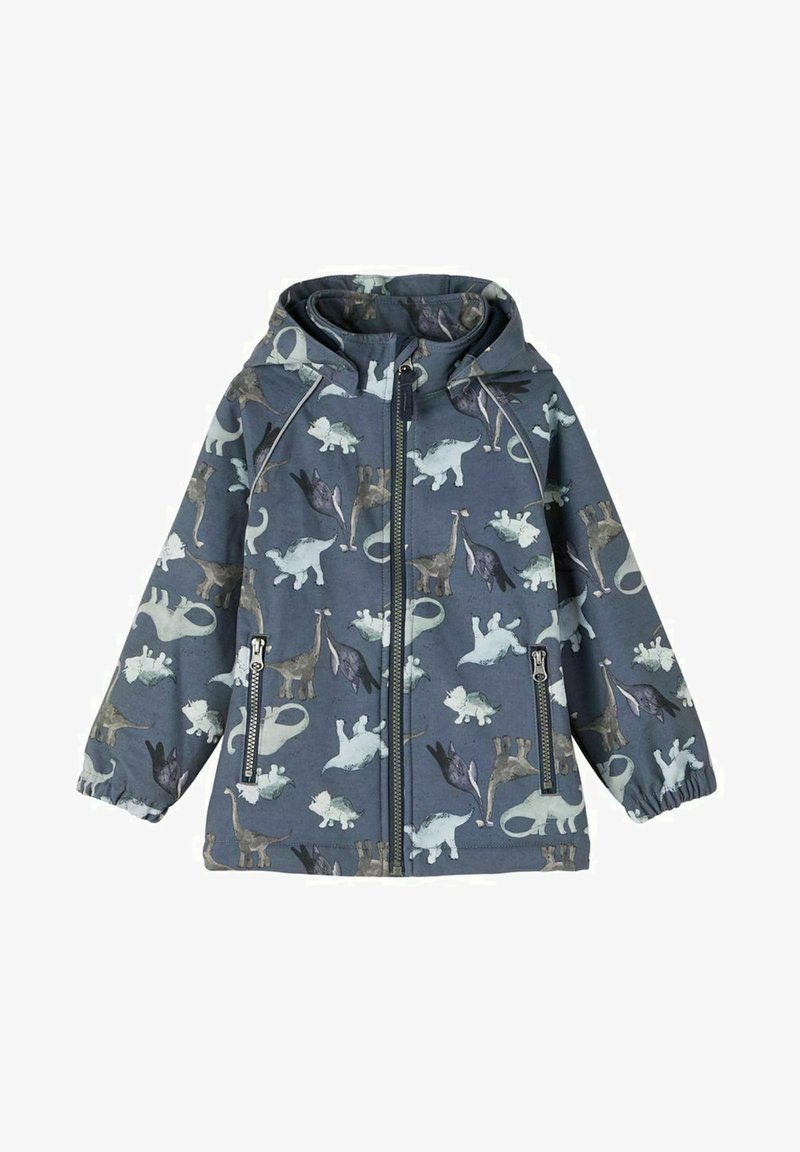 Name it - ALFA - Soft shell jacket - ombre blue