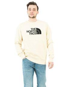The North Face - Sweatshirt - beige - 0