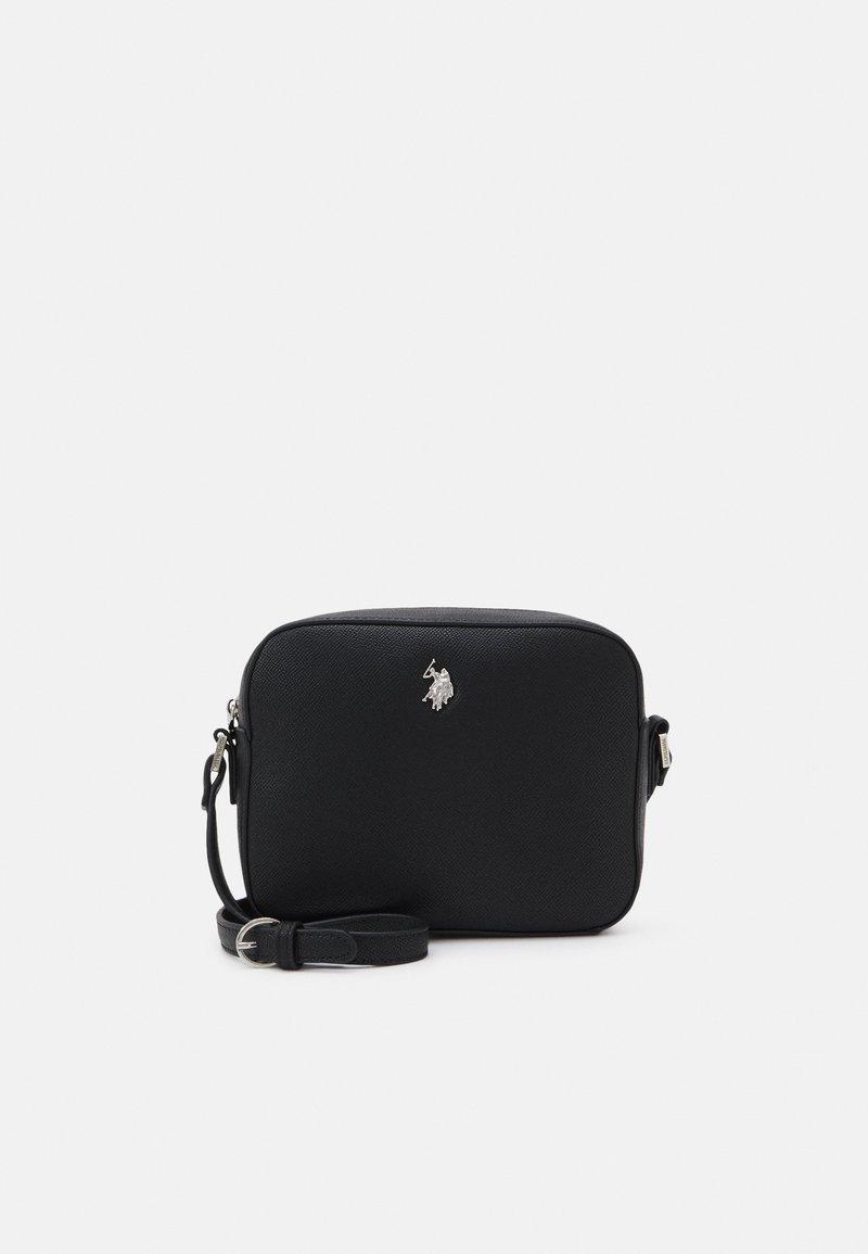 U.S. Polo Assn. - JONES CROSSBODY BAG  - Sac bandoulière - black