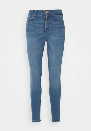 CLARA BLUE - Jeans Skinny Fit - denim