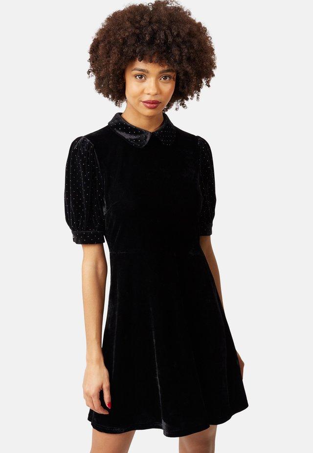 DAS GRACE - Day dress - black