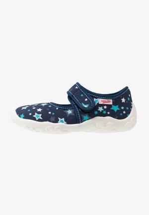 BONNY - Pantuflas - blau