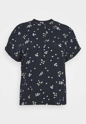 RICOTA CAMOMILE - T-shirts med print - navy