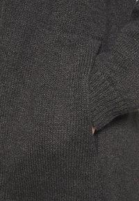 JDY - Cardigan - dark grey melange - 5