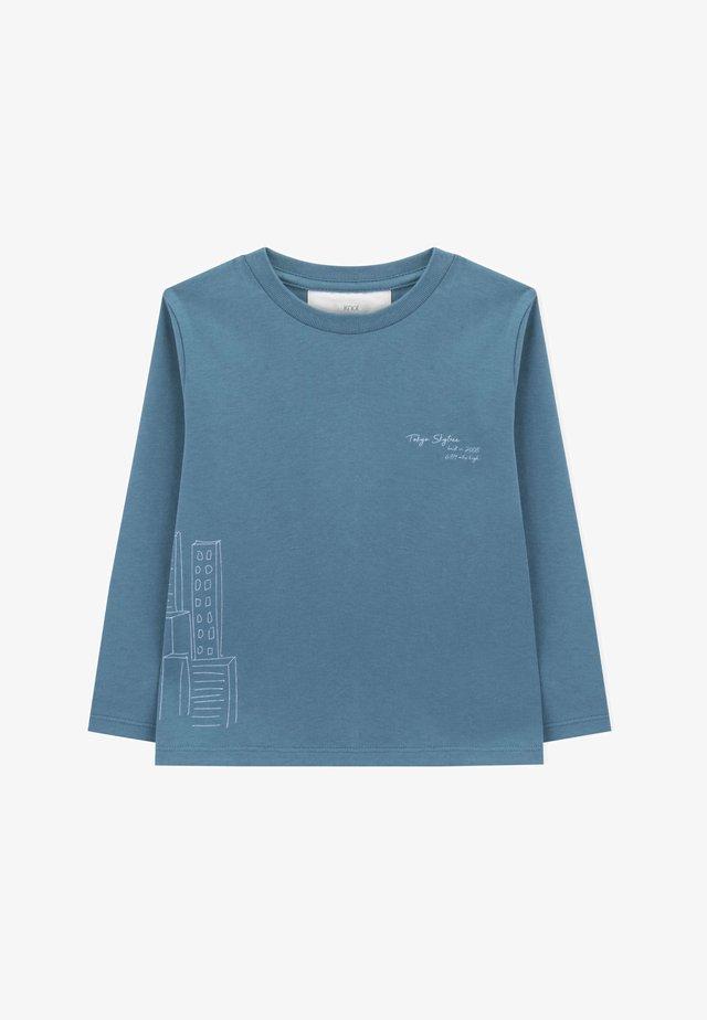 TOKYO - Longsleeve - blue