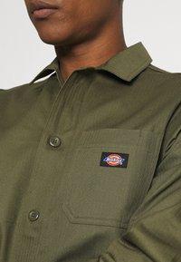 Dickies - FUNKLEY - Summer jacket - military green - 4