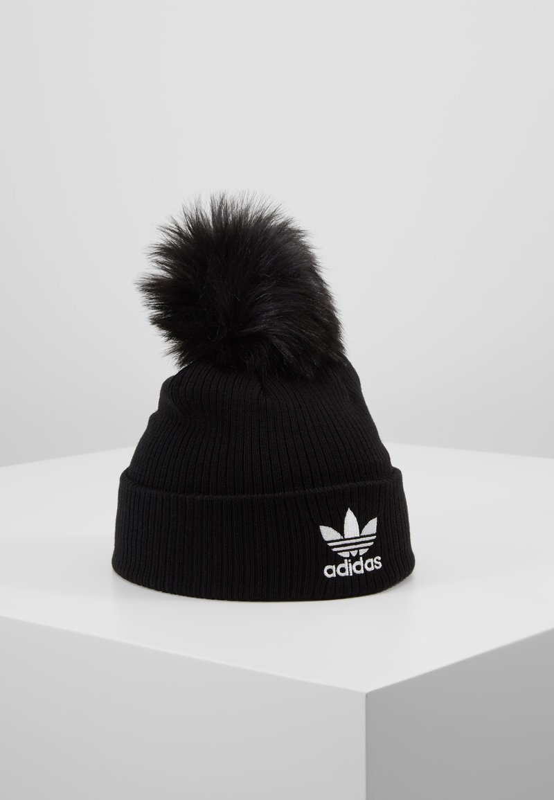 adidas Originals - POM BEANI - Berretto - black