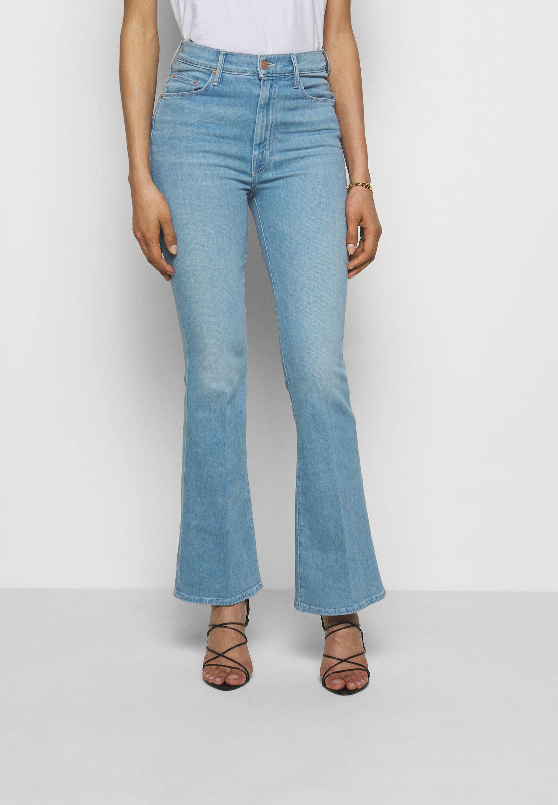 Women HIGH WAISTED WEEKENDER SKIMP - Bootcut jeans