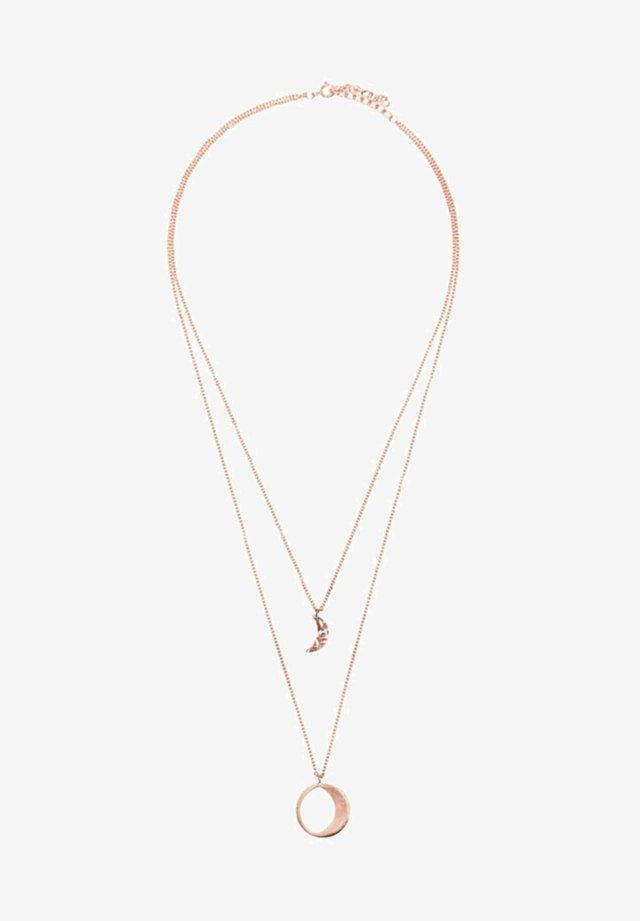 Necklace - roségold