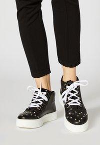 Felipa - Sneakers hoog - black - 0