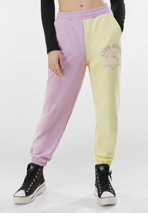Pantalon de survêtement - mauve