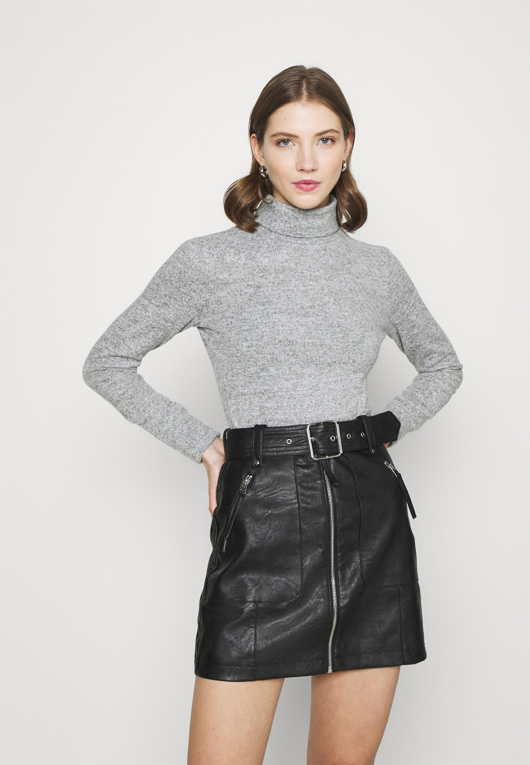 Femme PCPAM HIGH NECK - Pullover