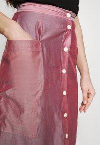 Wood Wood - HAZEL SKIRT - A-line skirt - rose - 3