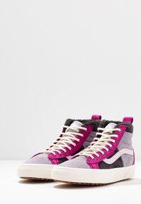 Vans - SK8 46 MTE DX - Chaussures de skate - lilac gray/obsidian - 4