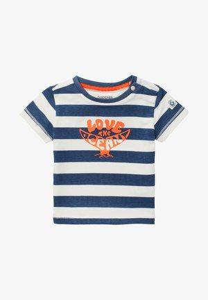 TAORMINA - T-shirt print - ensign blue
