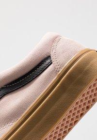 Vans - OLD SKOOL - Sneakers basse - shadow gray/prune - 6
