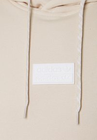 adidas Originals - SILICON HOODY UNISEX - Sweat à capuche - halo ivory - 8