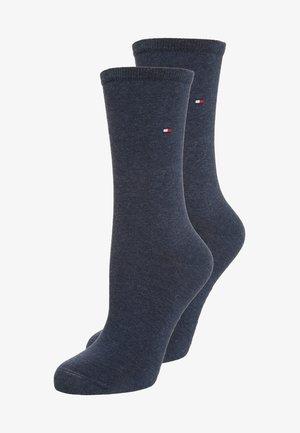 WOMEN SOCK CASUAL 2 PACK - Socks - jeans