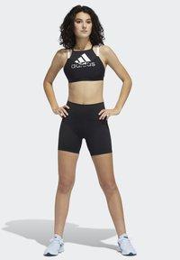 adidas Performance - SHORT - Tights - black - 1