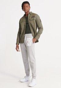 Superdry - Shirt - slate green - 1