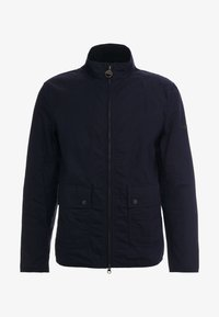 Barbour International - FARLEIGH CASUAL - Summer jacket - dark indigo - 4