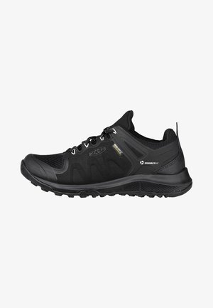 EXPLORE  - Sneakers laag - black/star white