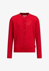 WE Fashion - Cardigan - red - 0
