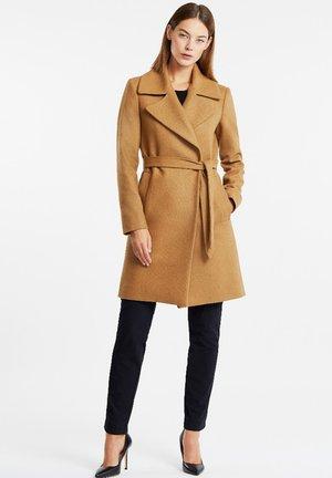 KENZA  - Classic coat - camel