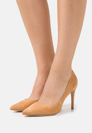 MILEY - Zapatos altos - caramel