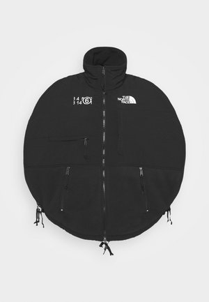 MM6 X THE NORTH FACE COAT - Forro polar - black