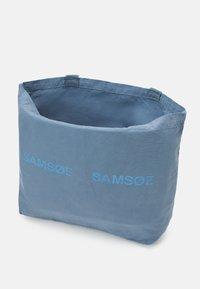 Samsøe Samsøe - FRINKA SHOPPER  - Tote bag - china blue - 2