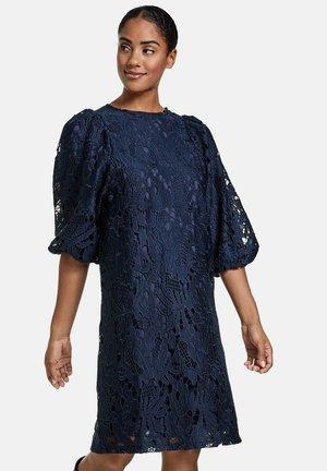 Cocktail dress / Party dress - dark lake blue