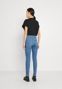 Lee - SCARLETT HIGH - Jeans Skinny Fit - mid lina - 2