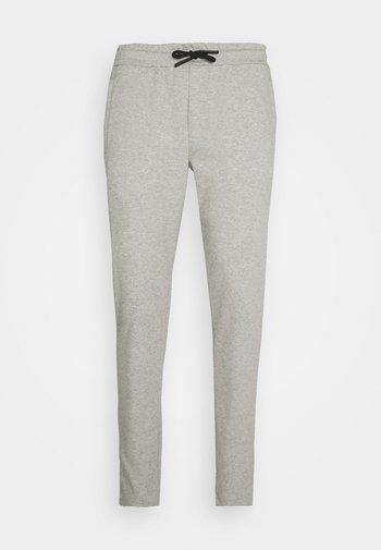 MOREL PANTS - Trainingsbroek - mid grey melange