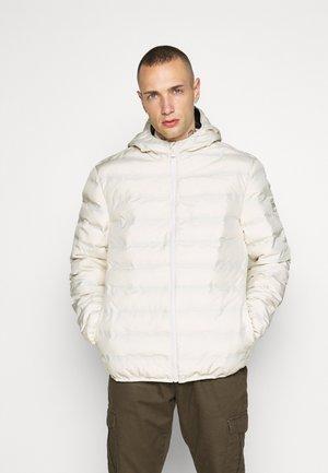 OFF ALIEN LINER - Light jacket - off white