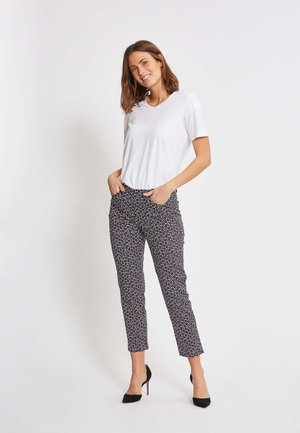KELLY - Trousers - red