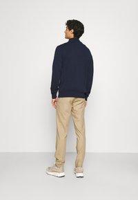 Lacoste - Stickad tröja - navy blue - 2