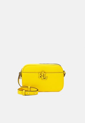 CARRIE CROSSBODY SMALL - Across body bag - lemon rind
