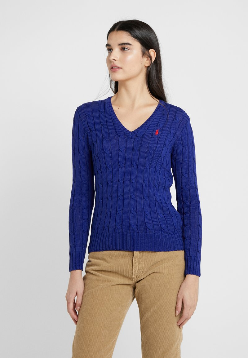 Polo Ralph Lauren - CLASSIC - Jumper - fall royal
