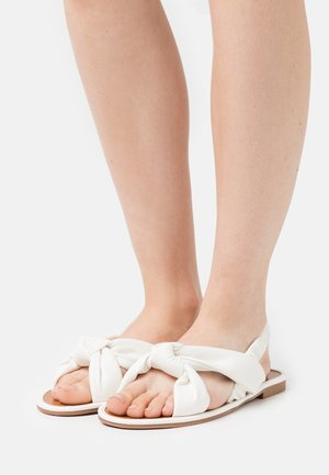 BOWE - Sandales - white