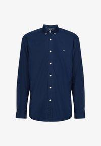 Calvin Klein - Formal shirt - calvin navy - 4
