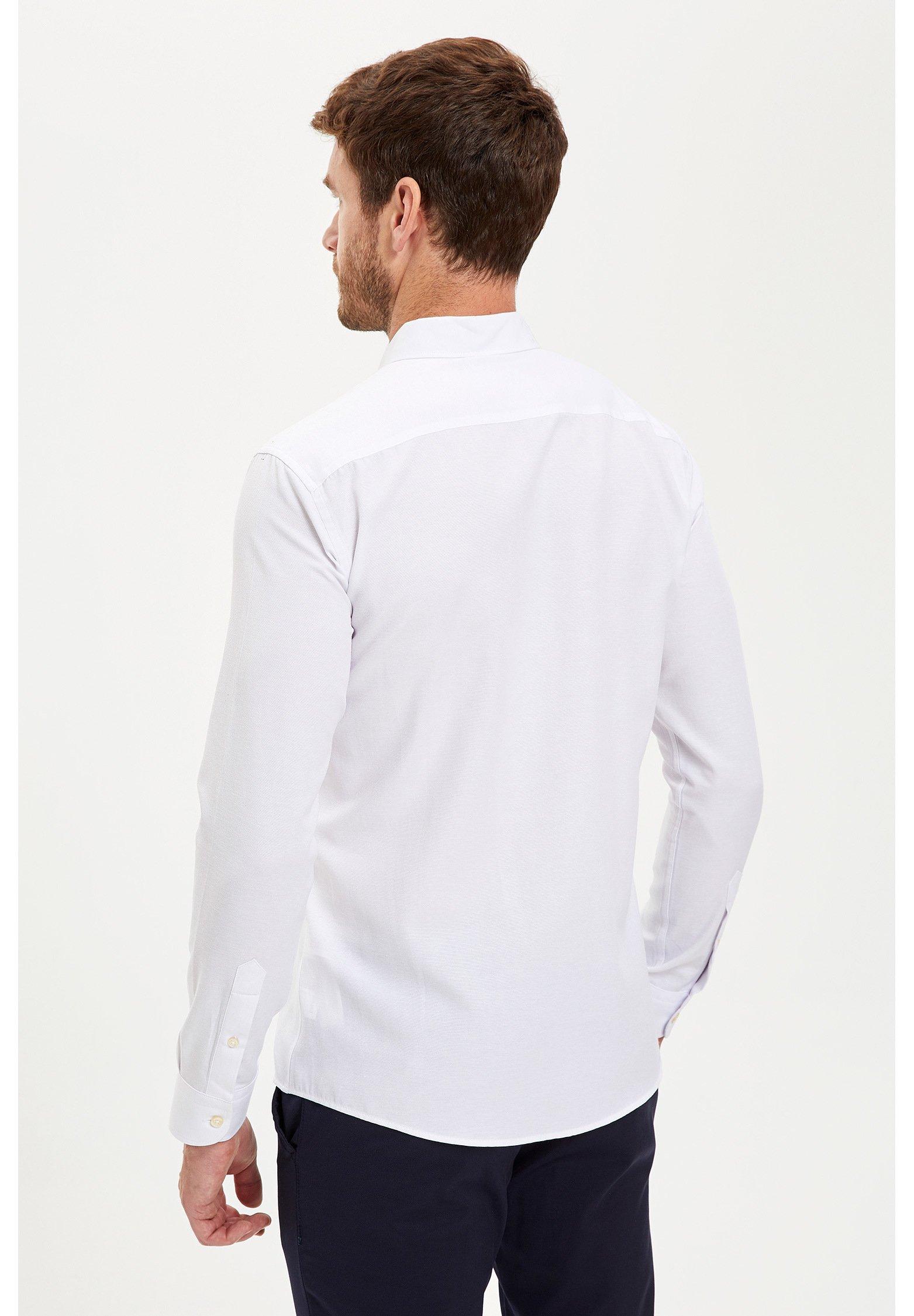 Defacto Koszula - White