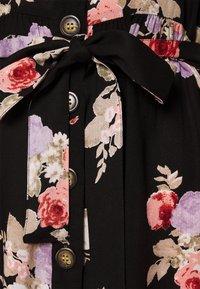 Pieces Petite - PCNISU DRESS - Day dress - black - 2