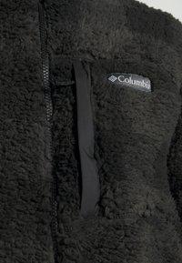 Columbia - WINTER PASS™ PRINT FULL ZIP - Fleecetakki - black - 6