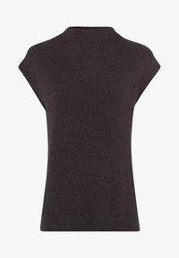 zero - Basic T-shirt - anthracite-m - 4