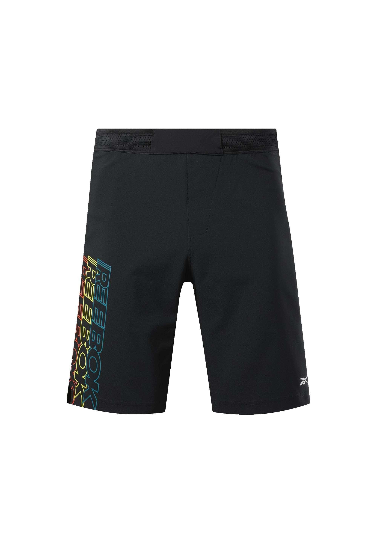 Reebok COMBAT EPIC MMA SHORTS - Short de sport - black
