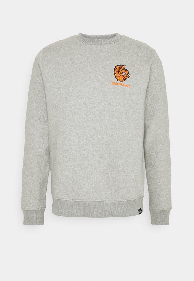 SHRIEVER - Sweatshirt - grey melange