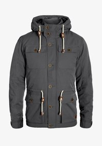 Parka - ebony gray