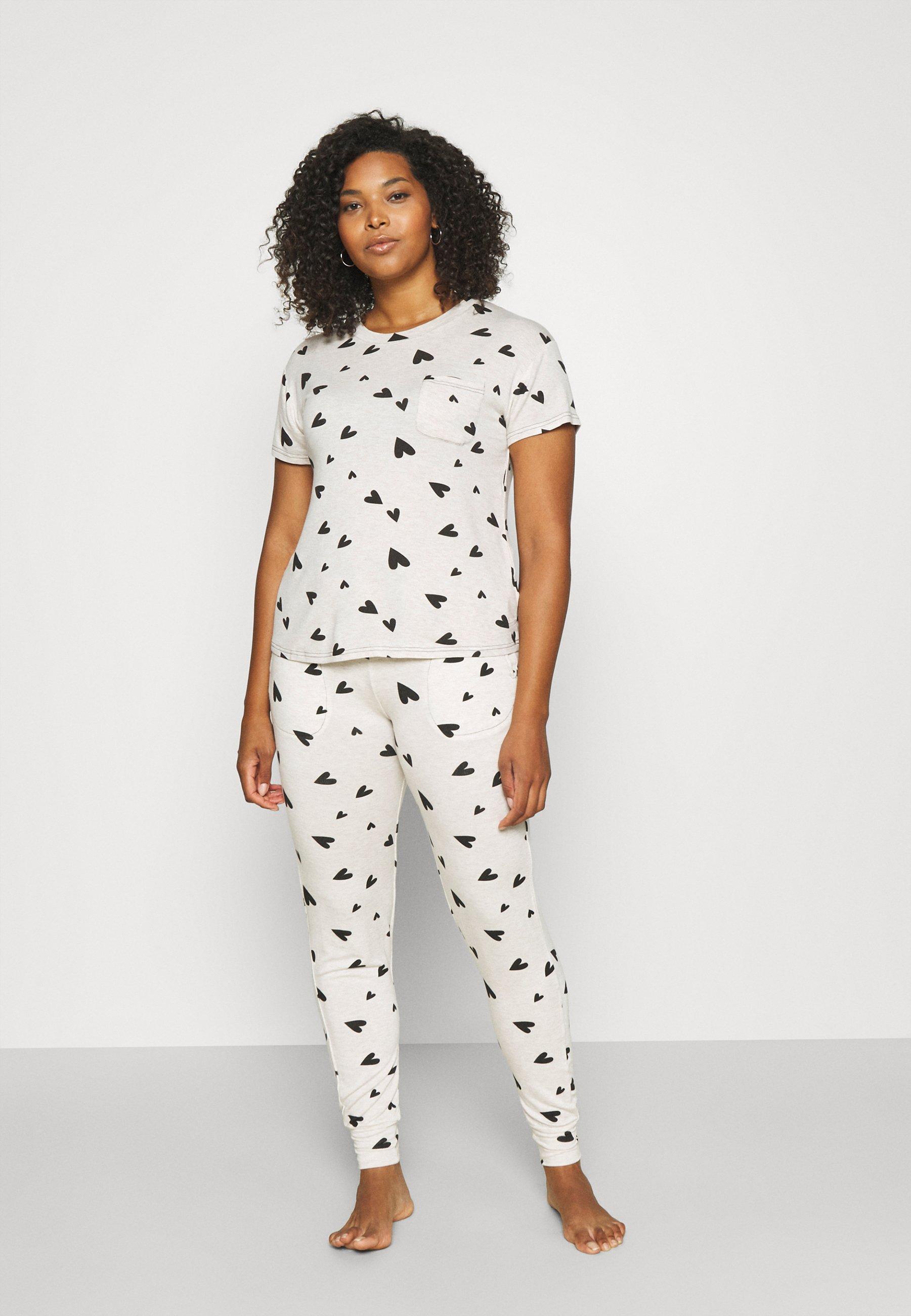Damen PRETTY SECRETS SLOUCHY CUFFED JOGGER SET - Pyjama